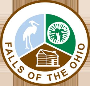 Falls of Ohio logo.